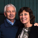Ellen en Gijs de Kok van Bed en Breakfast De Nachtdijk - thumbnail