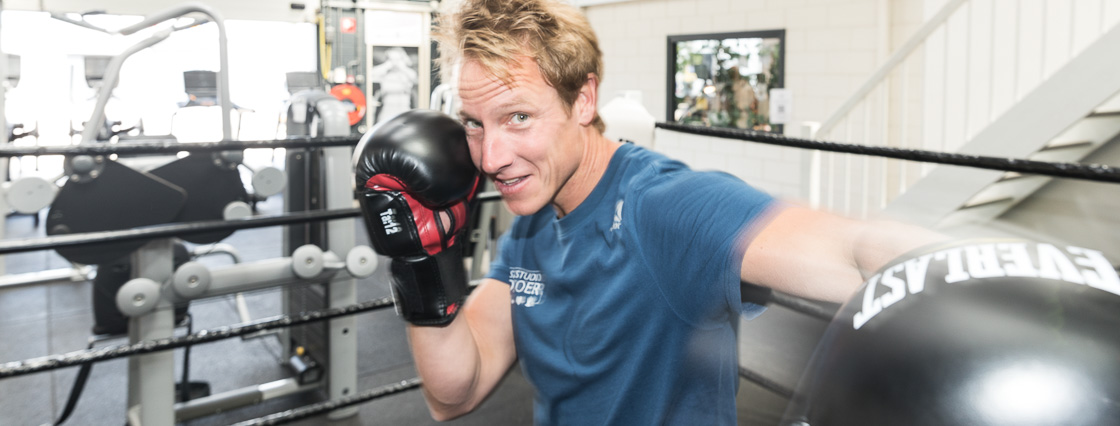 Sportstudio De Boer boksen