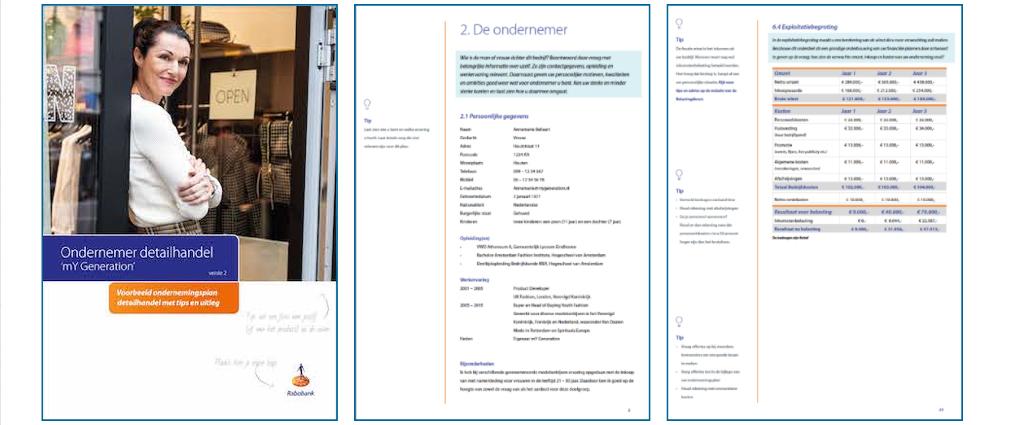 wat staat er in een bedrijfsplan 1. De introductie/samenvatting | Ikgastarten