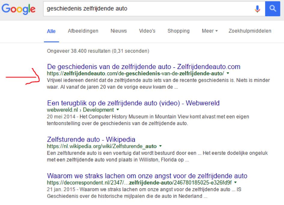 Google blog Boekraad