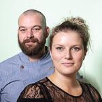 Esther en Niels