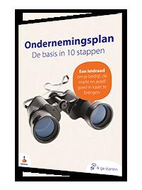 Ondernemingsplan: de basis in 10 stappen