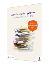 WP-cover administratie opzetten
